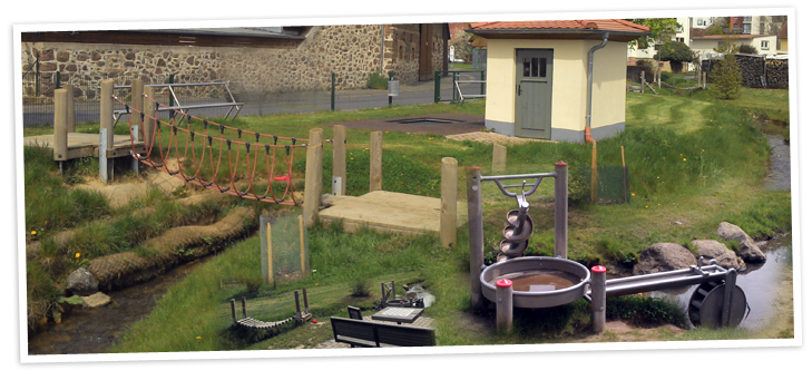 kinderspielplatz b dingen hirschgasse eckartshausen. Black Bedroom Furniture Sets. Home Design Ideas